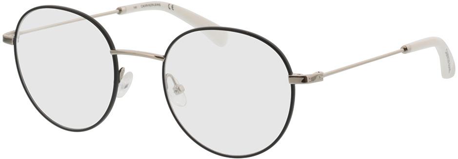 Picture of glasses model Calvin Klein Jeans CKJ19106 001 49-20 in angle 330