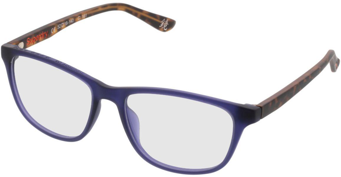 Picture of glasses model Superdry SDO Haru 161 lila 52-16 in angle 330
