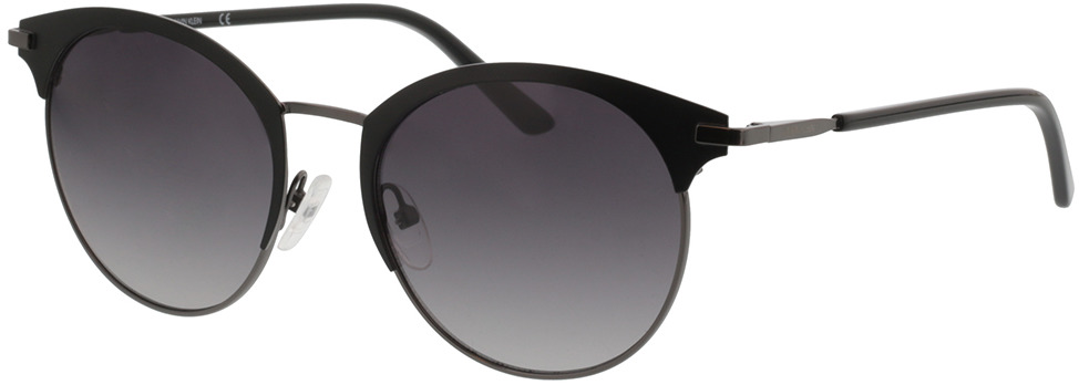 Picture of glasses model Calvin Klein CK19310S 001 52-18 in angle 330