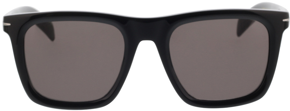 Picture of glasses model David Beckham DB 7066/F/S 807 53-21 in angle 0