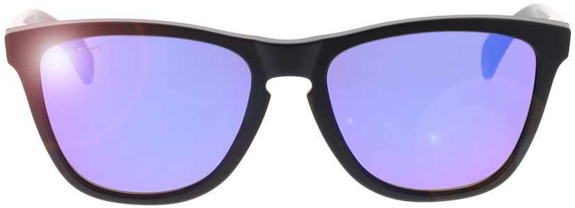 Picture of glasses model Oakley Frogskins OO9013 H6 55-17 in angle 0
