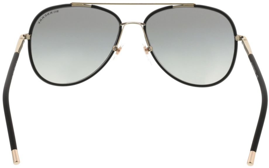 Picture of glasses model Burberry BE3078J 114511 57-15 in angle 180