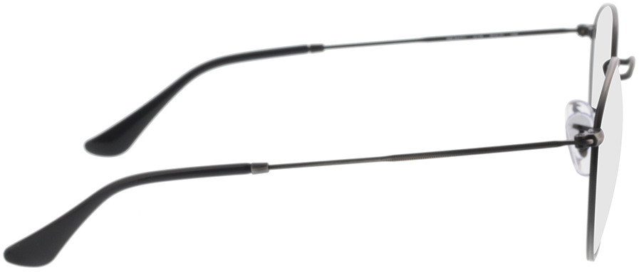 Picture of glasses model Ray-Ban RX3447V 3118 50-21 in angle 90