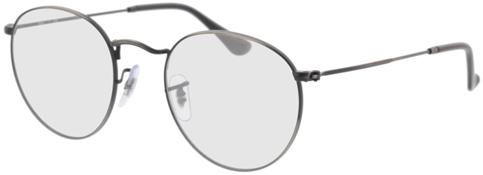 Picture of glasses model Ray-Ban RX3447V 3118 50-21 in angle 330