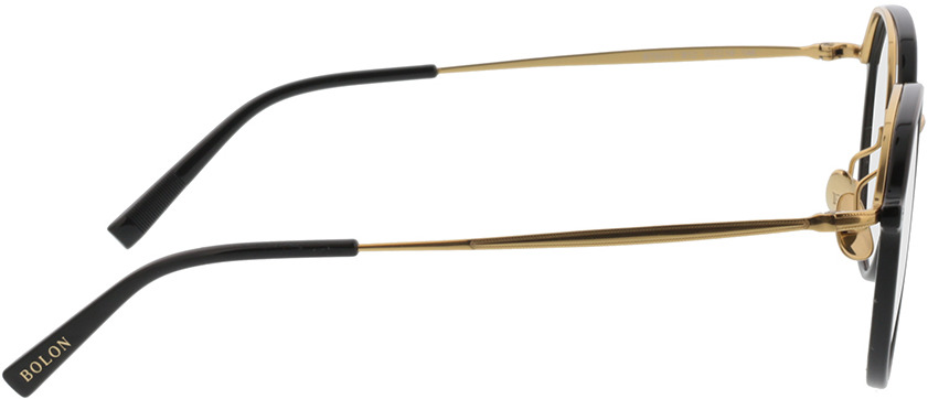Picture of glasses model Bolon BT6003 B12 50-19 in angle 90