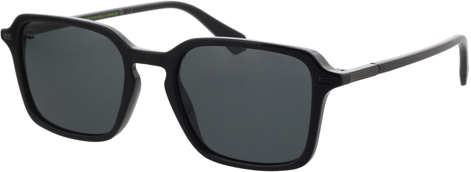 Picture of glasses model Polaroid PLD 2110/S 807 53-20 in angle 330