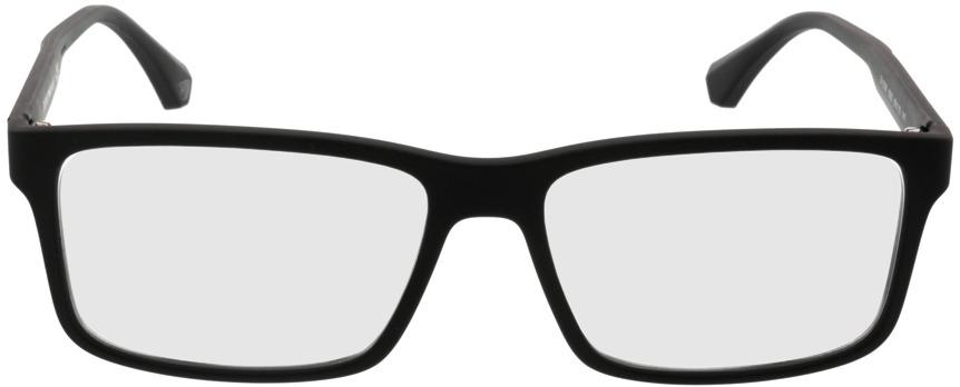 Picture of glasses model Emporio Armani EA3038 5063 56-16 in angle 0