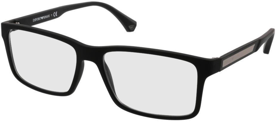 Picture of glasses model Emporio Armani EA3038 5063 56-16 in angle 330