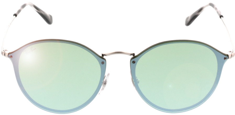 Picture of glasses model Ray-Ban RB3574N 003/30 59-14 in angle 0