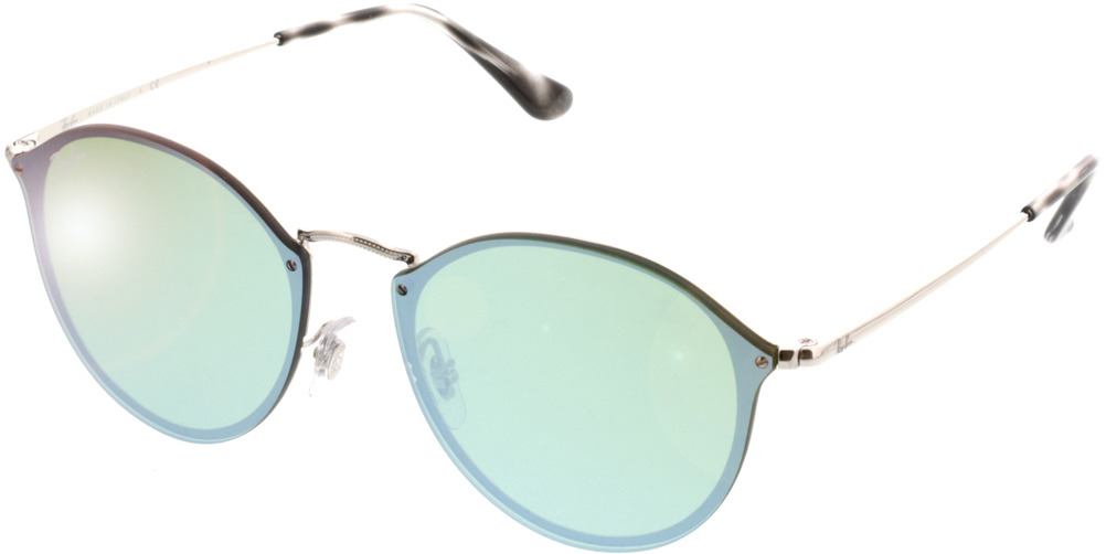 Picture of glasses model Ray-Ban RB3574N 003/30 59-14 in angle 330