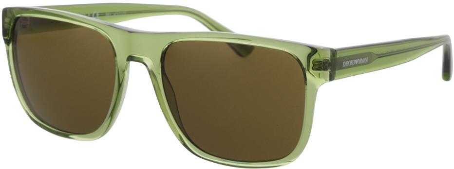 Picture of glasses model Emporio Armani EA4163 588473 56-19 in angle 330