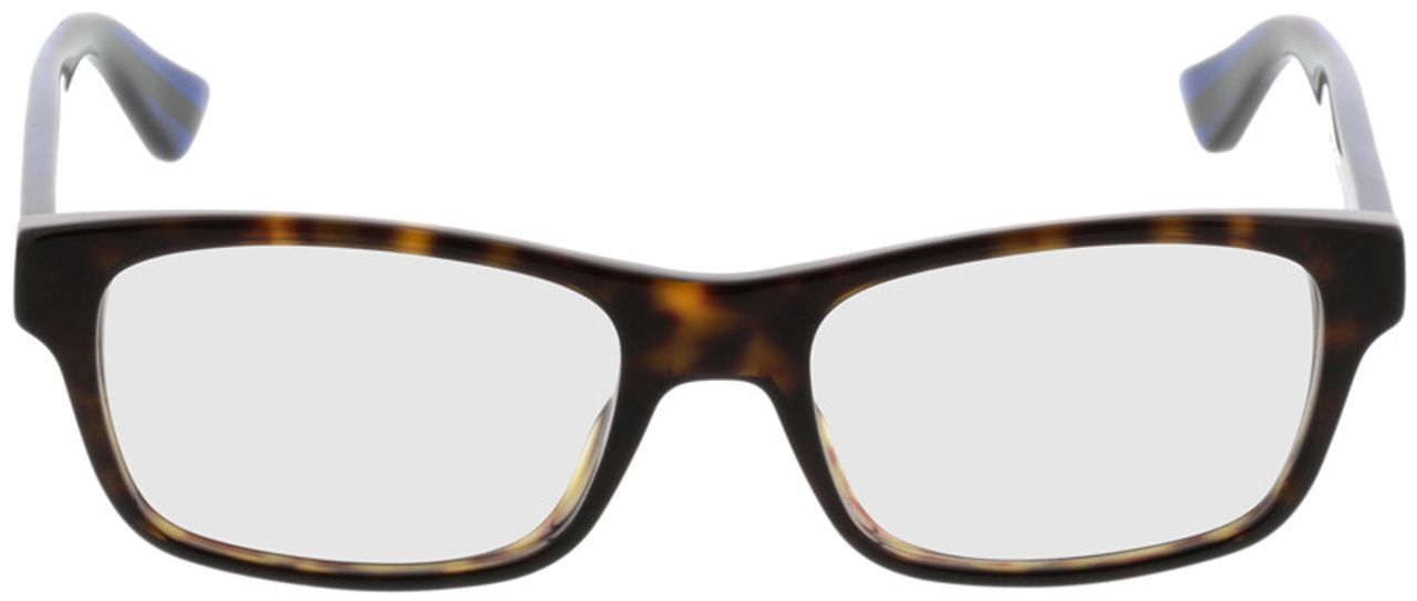 Picture of glasses model Gucci GG0006O-003 53-18 in angle 0