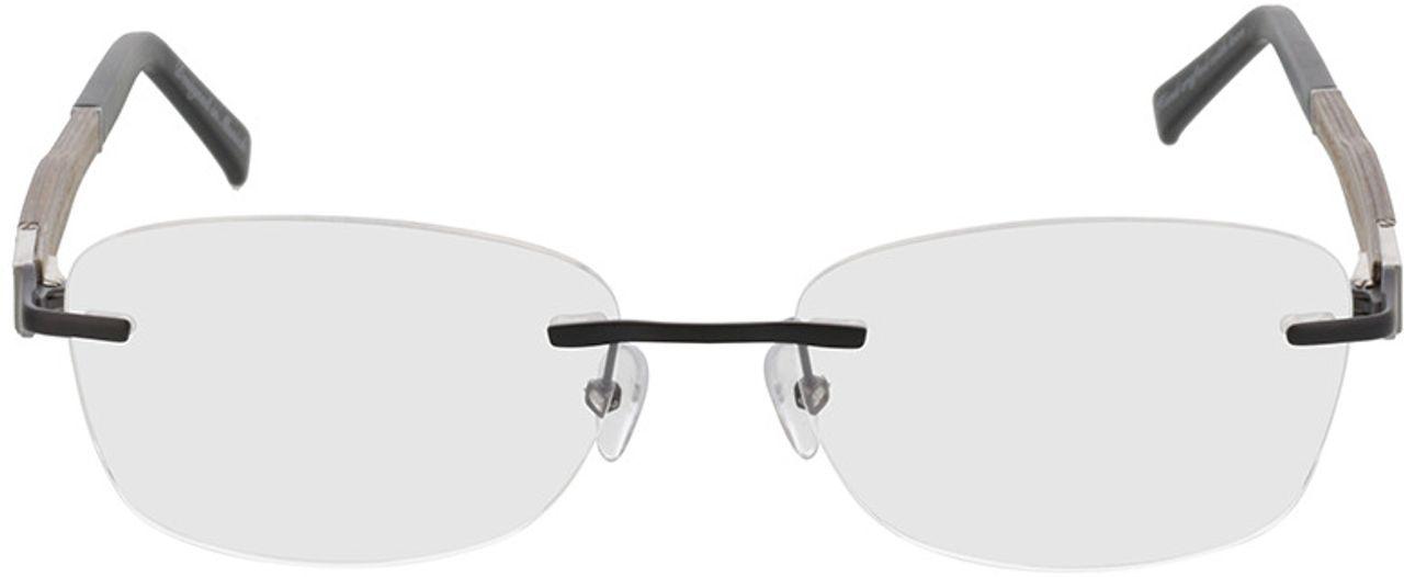 Picture of glasses model Wood Fellas Optical Thalkirchen III chalk oak 54-16 in angle 0
