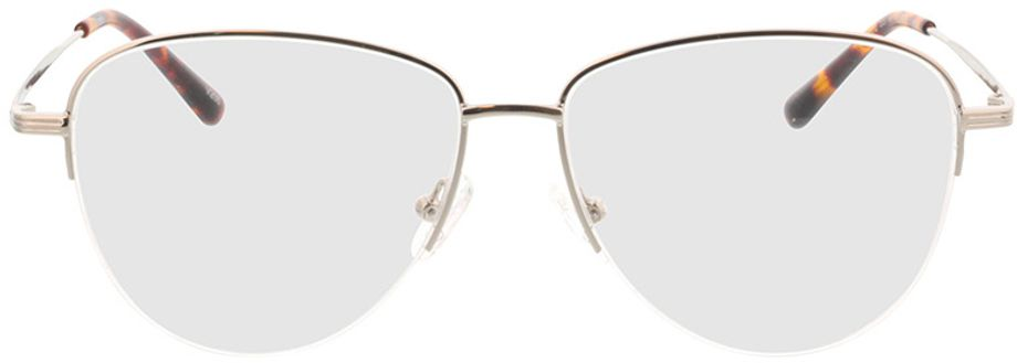 Picture of glasses model Tripoli-silber in angle 0