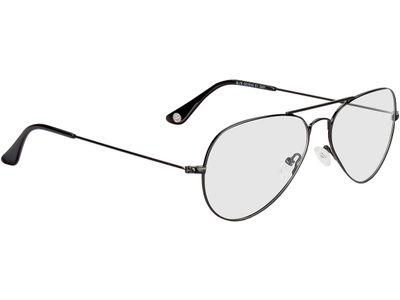 Brille Malibu-schwarz