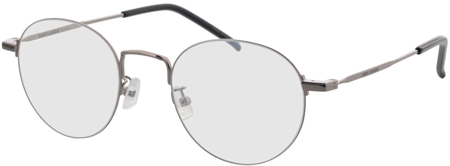 Picture of glasses model Saint Laurent SL 414/K WIRE-004 50-21 in angle 330