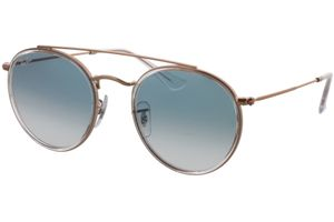 Ray-Ban Round Double Bridge RB3647N 90683F 51-22