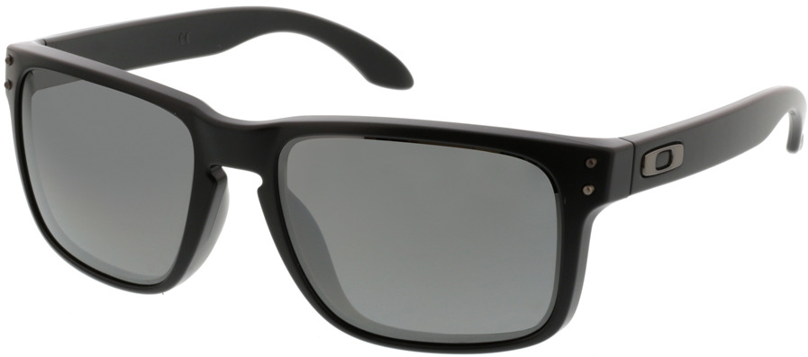 Picture of glasses model Oakley Holbrook OO9102 9102D6 55 18 in angle 330