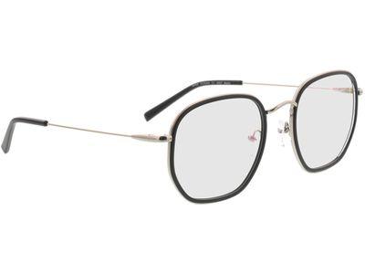 Brille Marlo-schwarz/silber