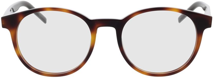 Picture of glasses model Hugo HG 1133 05L 50-18 in angle 0