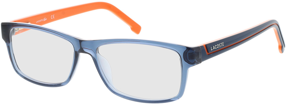Picture of glasses model Lacoste L2707 421 53-15 in angle 330