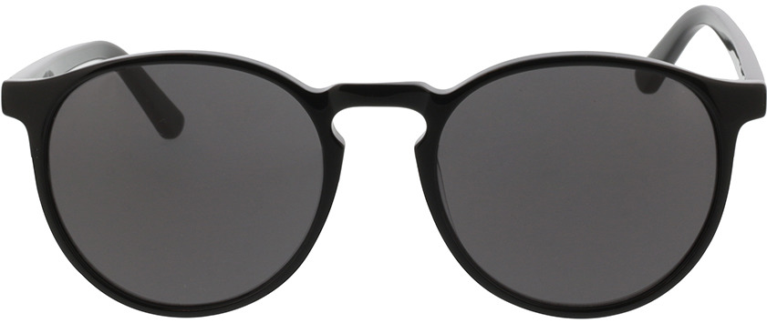 Picture of glasses model Calvin Klein CK20502S 001 53-20 in angle 0