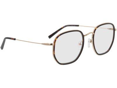 Brille Marlo-braun/gold