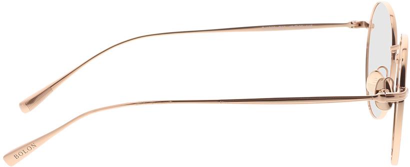 Picture of glasses model Bolon BJ1368 B30 49-20 in angle 90