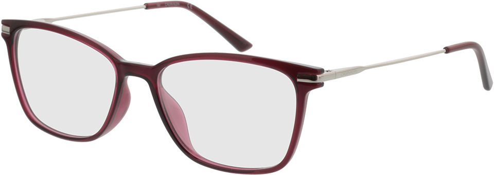 Picture of glasses model Calvin Klein CK20705 653 53-16 in angle 330