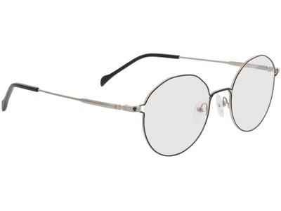 Brille Henderson-schwarz/silber