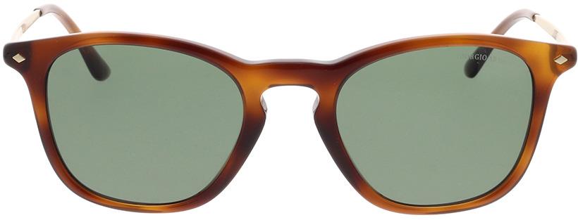 Picture of glasses model Giorgio Armani AR8128 58109A 51-21 in angle 0