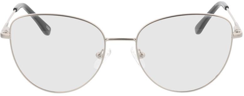 Picture of glasses model Resia-matt silber in angle 0