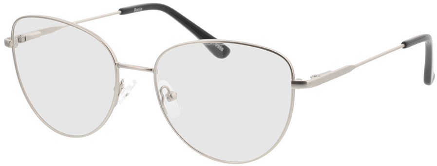 Picture of glasses model Resia-matt silber in angle 330
