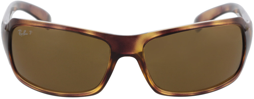 Picture of glasses model Ray-Ban RB4075 642/57 61-16 in angle 0
