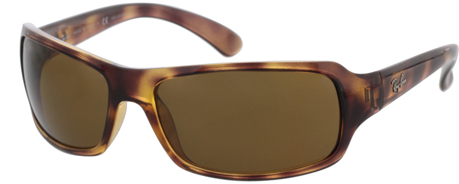 Picture of glasses model Ray-Ban RB4075 642/57 61-16 in angle 330