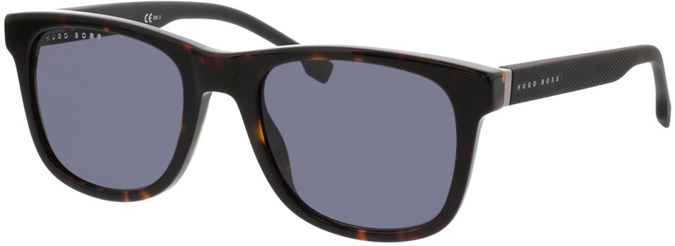 Picture of glasses model Boss BOSS 1039/S 086 53-21 in angle 330
