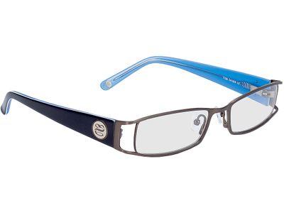 Brille Rovigo-anthrazit/dunkelblau
