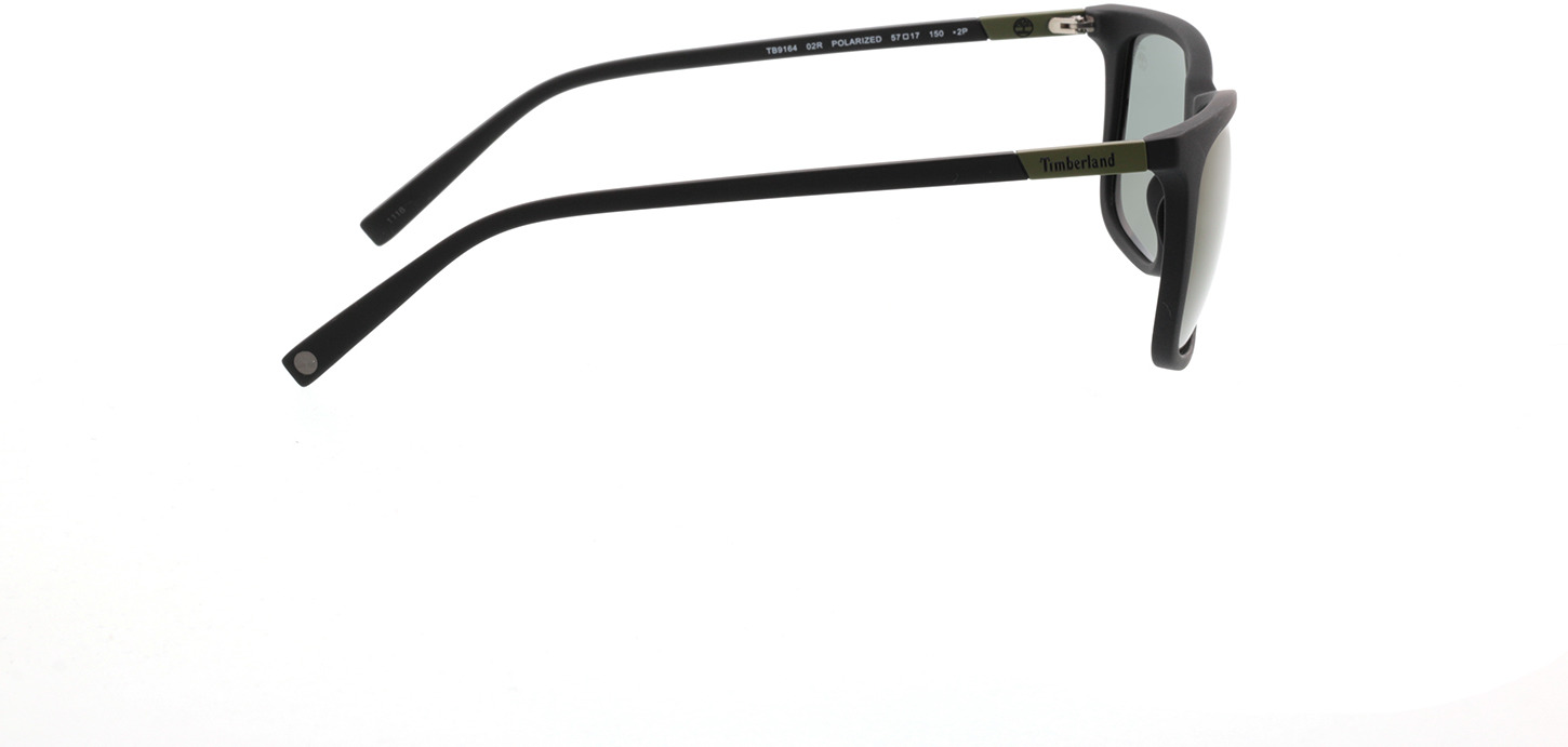 Picture of glasses model Timberland TB9164 02R 57-17 in angle 90