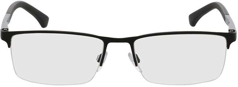 Picture of glasses model Emporio Armani EA1041 3175 55-17 in angle 0
