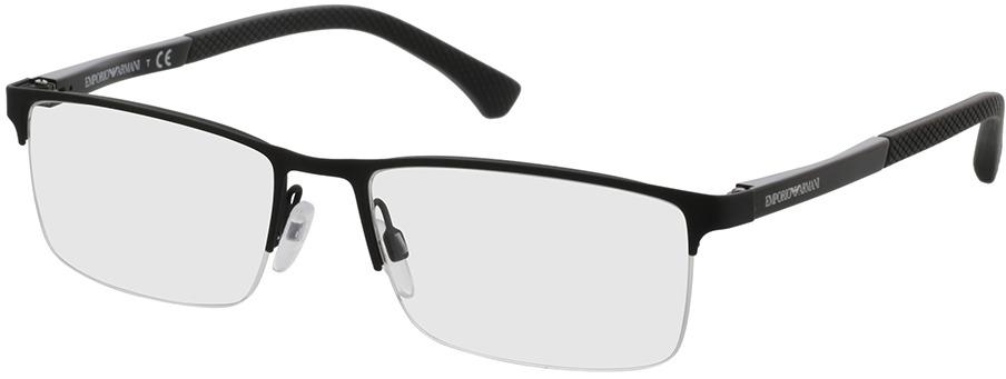 Picture of glasses model Emporio Armani EA1041 3175 55-17 in angle 330