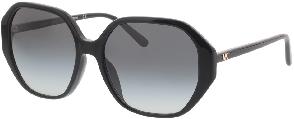 Picture of glasses model Michael Kors MK2138U 30058G 57-17 in angle 330