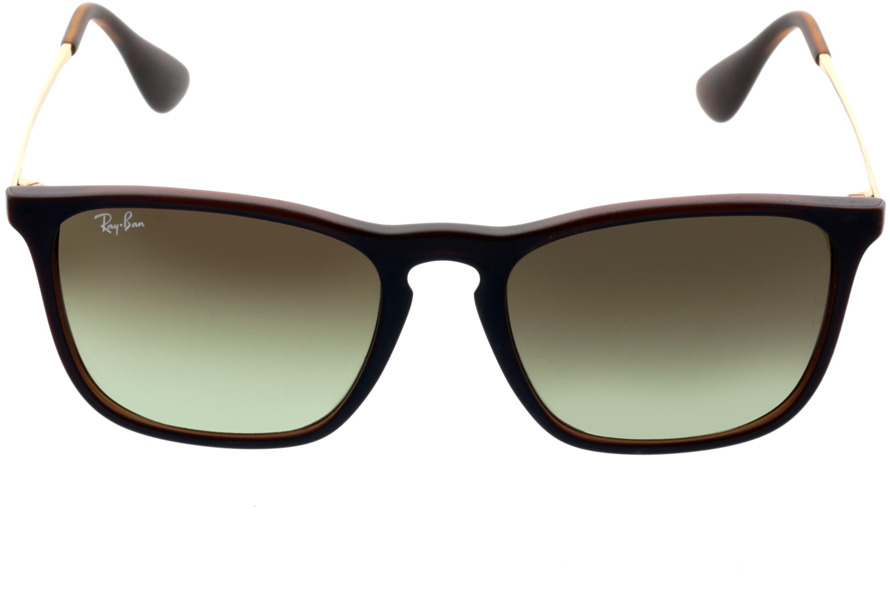 Picture of glasses model Ray-Ban Chris RB4187 6315E8 54-18 in angle 0
