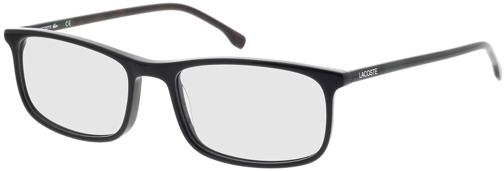 Picture of glasses model Lacoste L2808 001 53-17 in angle 330