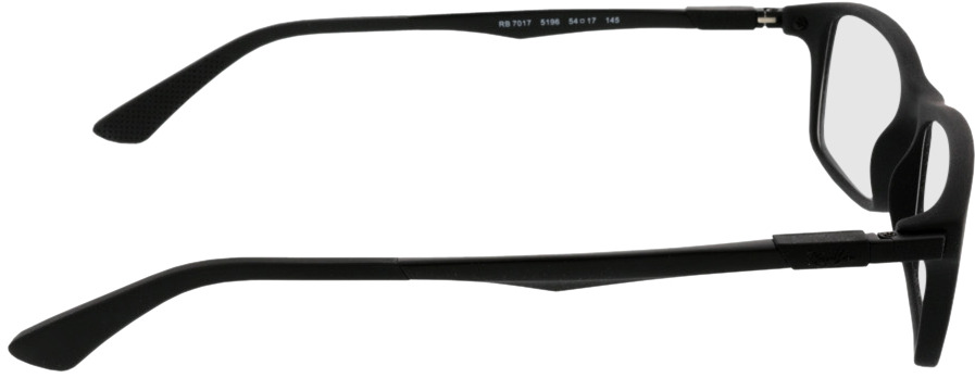 Picture of glasses model Ray-Ban RX7017 5196 54-17 in angle 90