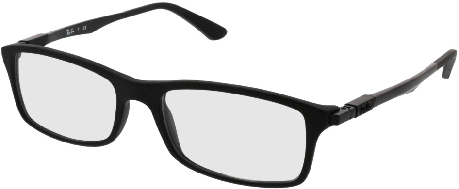 Picture of glasses model Ray-Ban RX7017 5196 54-17 in angle 330