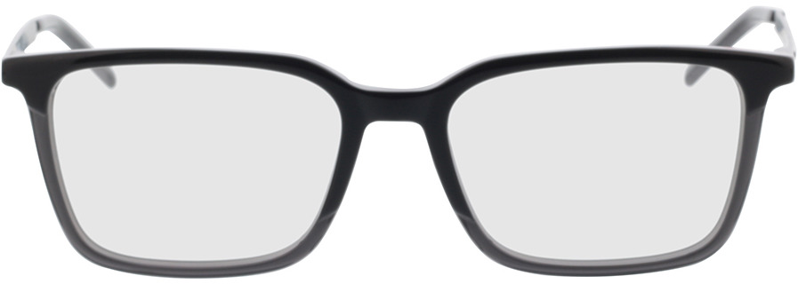 Picture of glasses model Hugo HG 1125 08A 55-18 in angle 0
