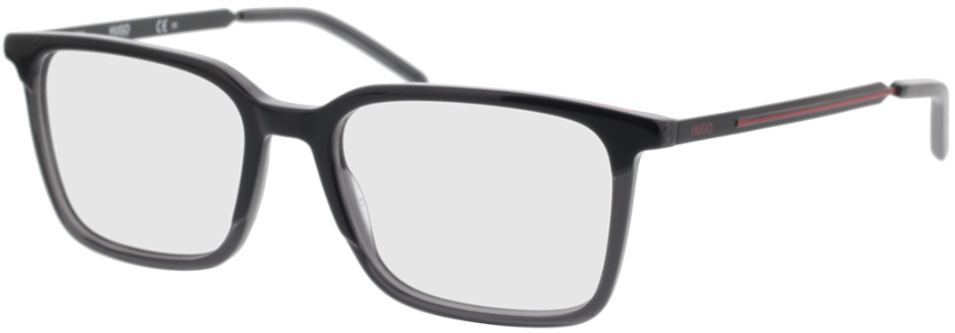 Picture of glasses model Hugo HG 1125 08A 55-18 in angle 330