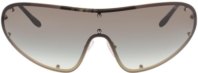 Picture of glasses model Prada PR 73VS ZVN0A7 40 170-0 in angle 0