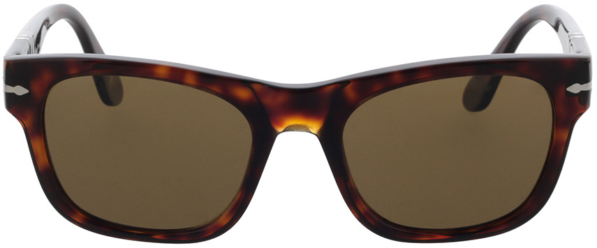 Picture of glasses model Persol PO3269S 24/57 52 in angle 0