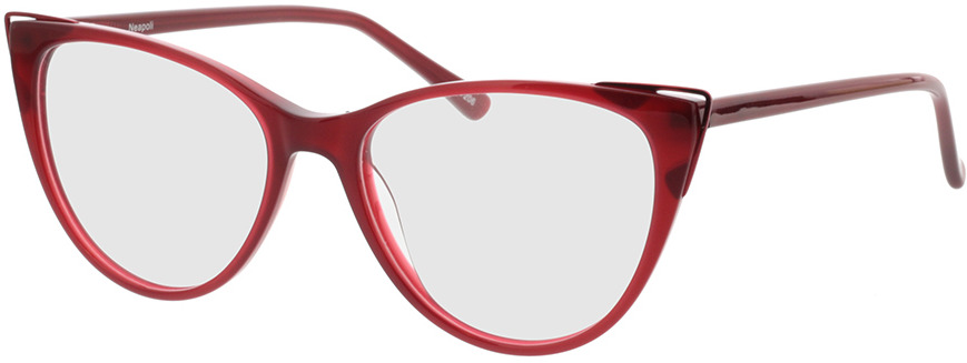 Picture of glasses model Neapoli-rot in angle 330